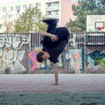 Streetdance mit Chris
